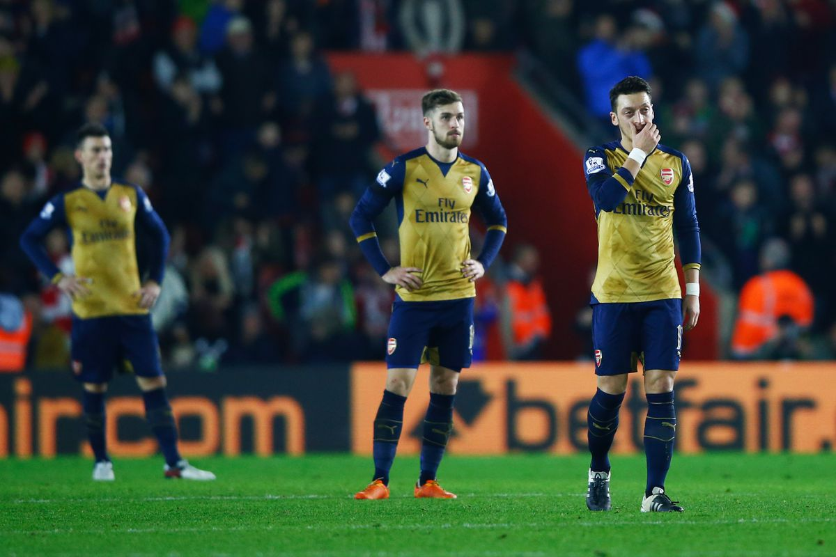 After a humiliating 4-0 defeat, Mesut Ozil and the Gunners are heavy favorites to rebound against AFC Bournemouth.