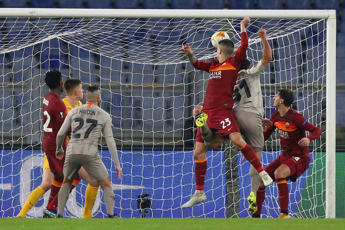AS Roma v Shakhtar Donetsk - UEFA Europa League Round Of 16 Leg One