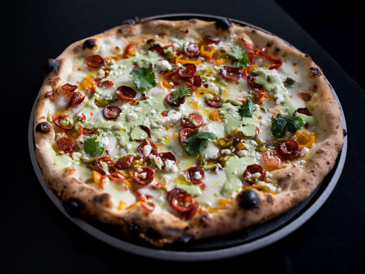 Pizzana in West Hollywood and Brentwood California