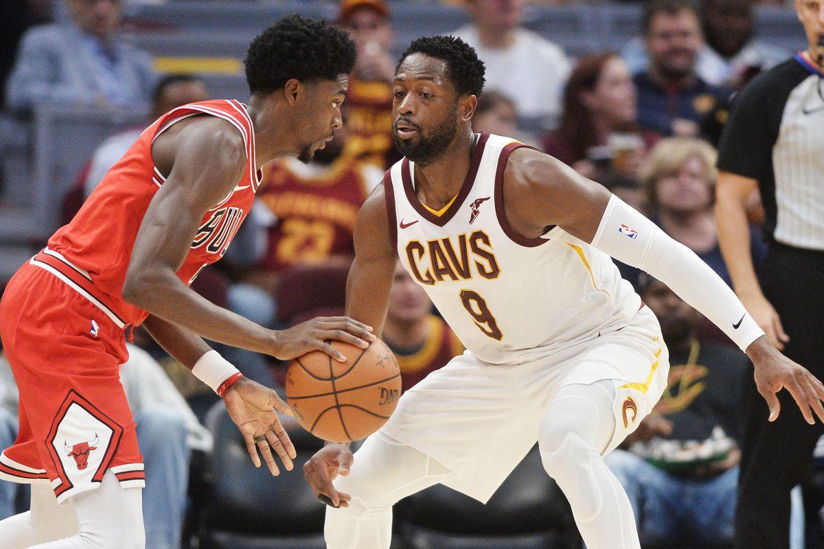 NBA: Preseason-Chicago Bulls at Cleveland Cavaliers