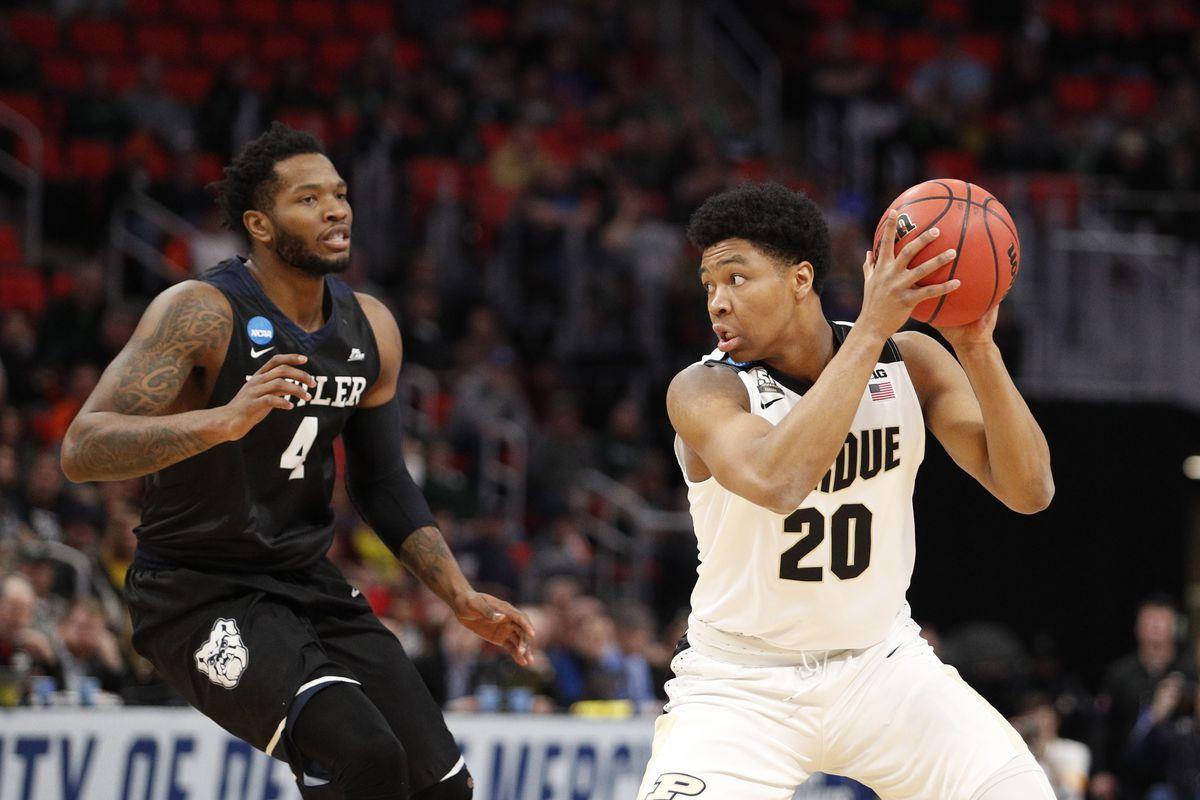NCAA Basketball: NCAA Tournament-Second Round-Purdue Boilermakers vs Butler Bulldogs