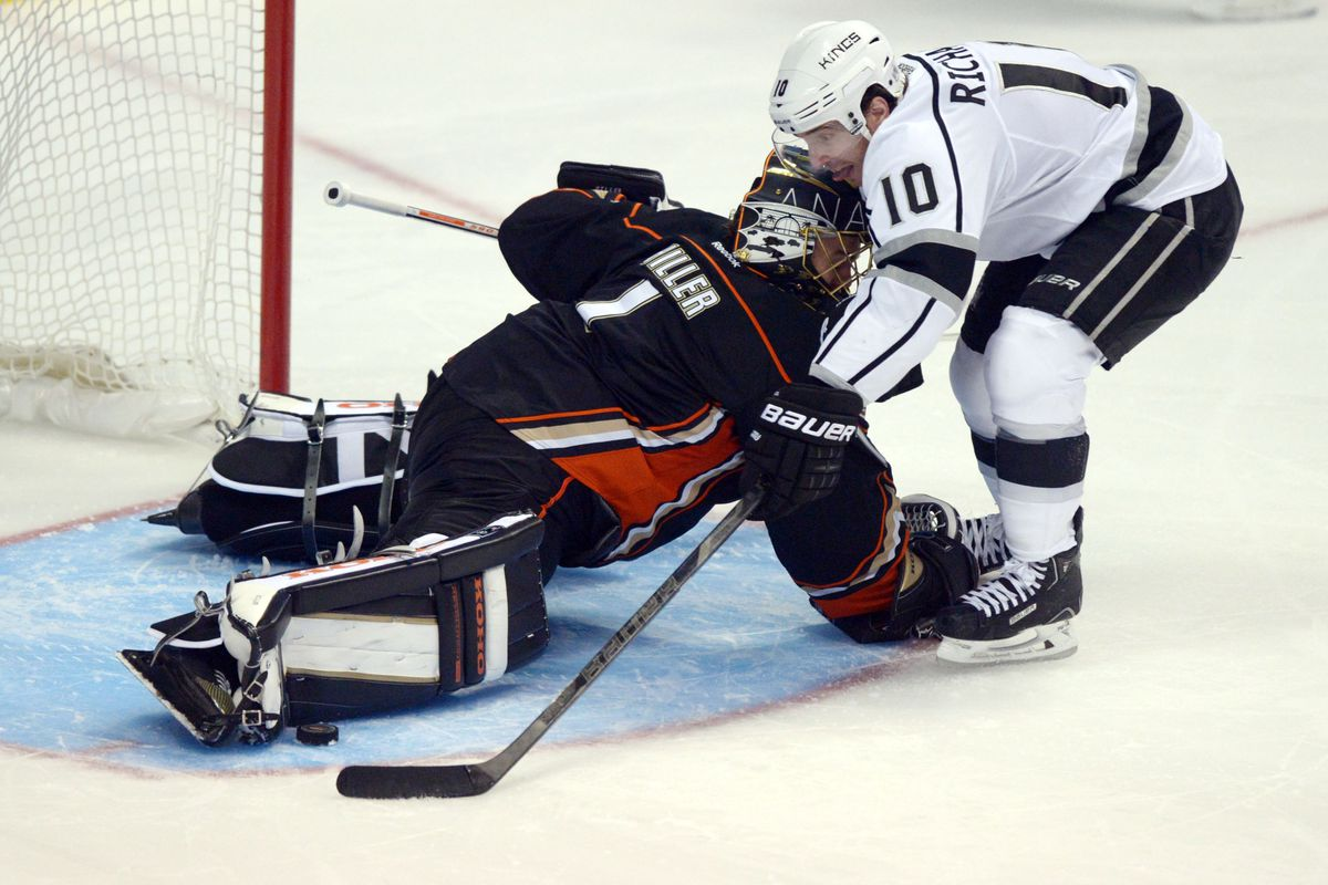 No soup for you, Mike Richards!