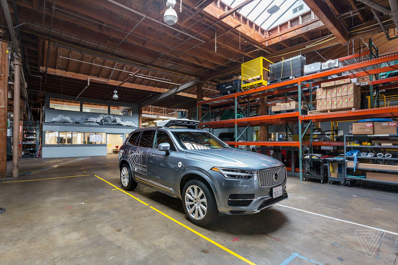 Uber suspended from autonomous vehicle testing in Arizona following fatal crash - vpavic 081216 1321 0055.0.0