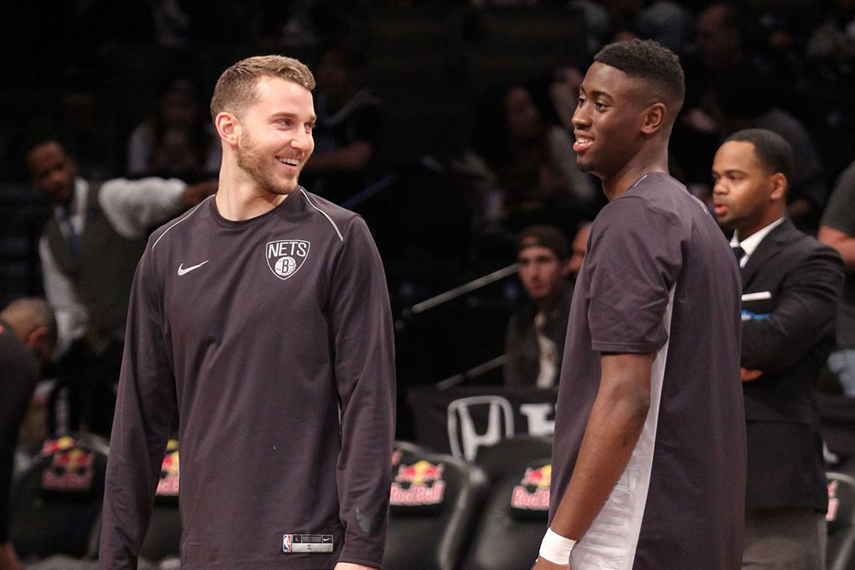 Michigan To The Rescue Caris Levert And Nik Stauskas Playing Well Netsdaily