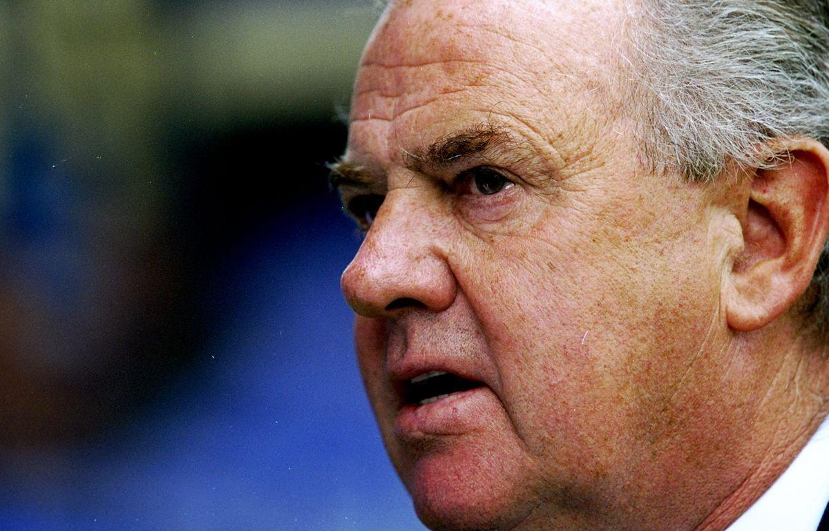 Everton Chairman Peter Johnson