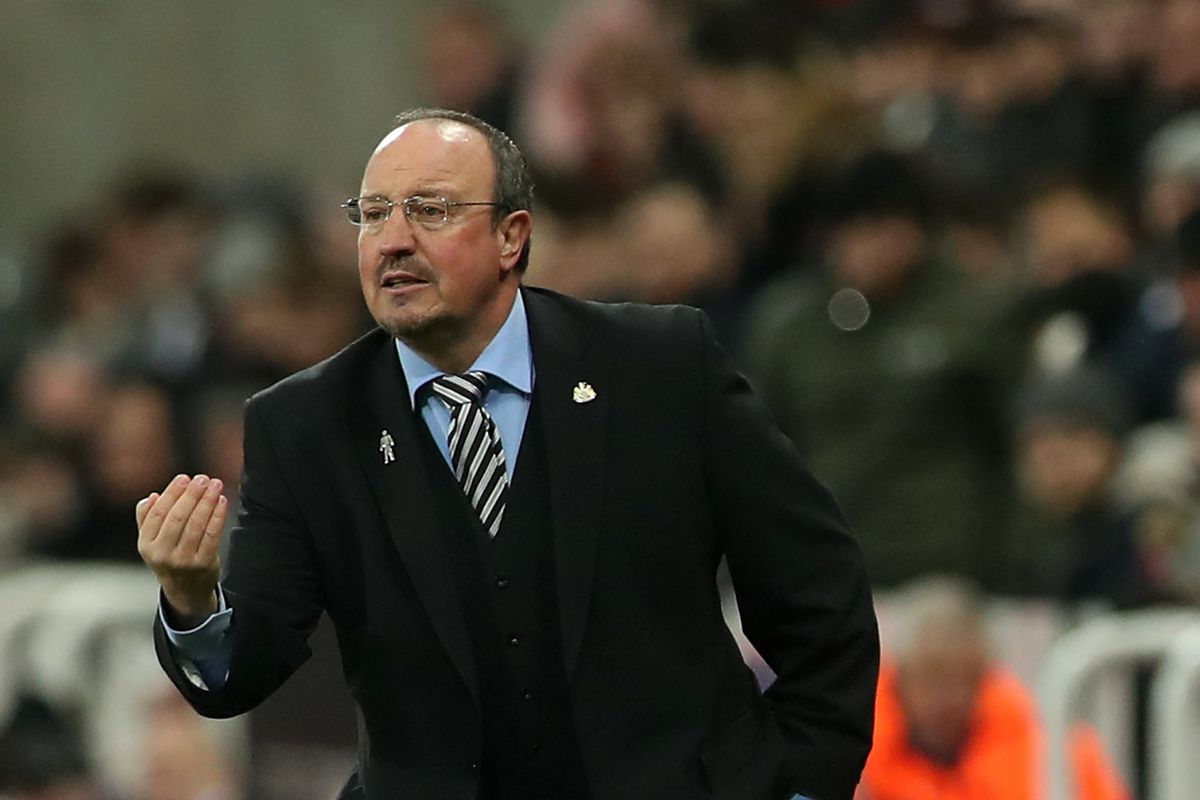 Newcastle boss Rafael Benitez reveals talks over possible signings have begun