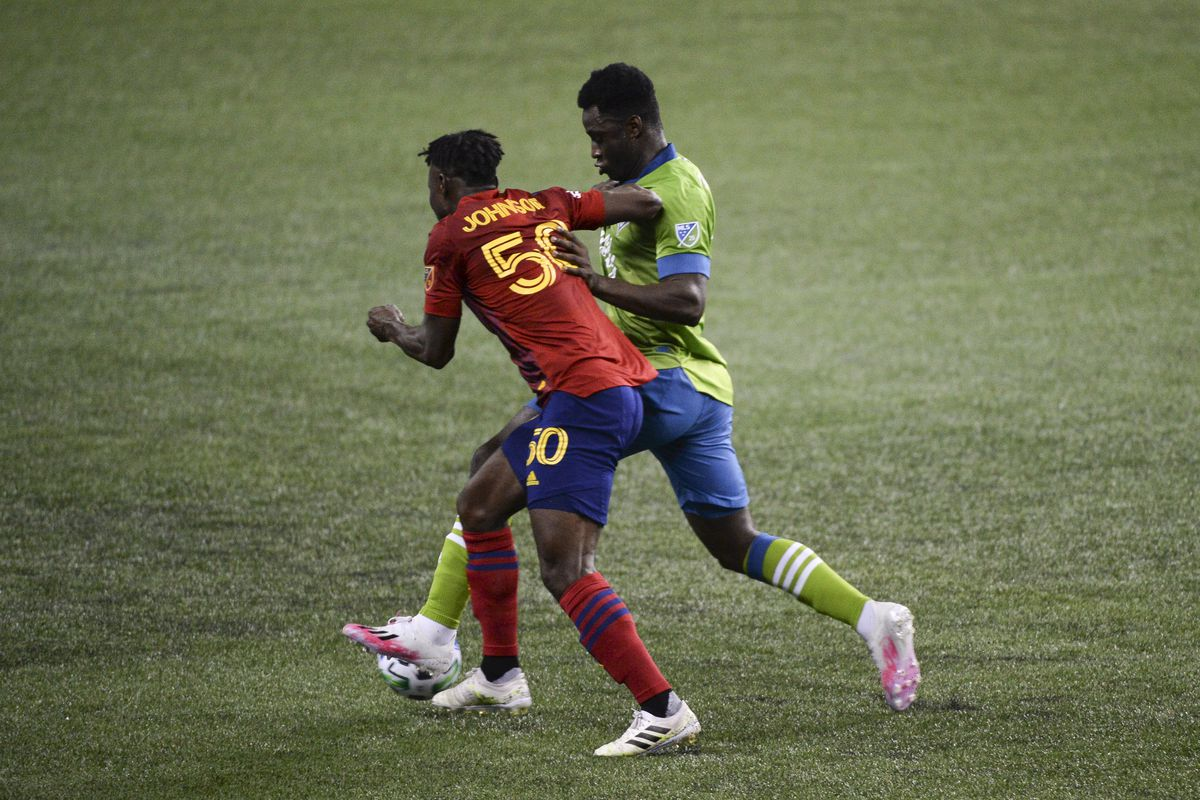 SOCCER: OCT 07 MLS - Real Salt Lake at Seattle Sounders FC