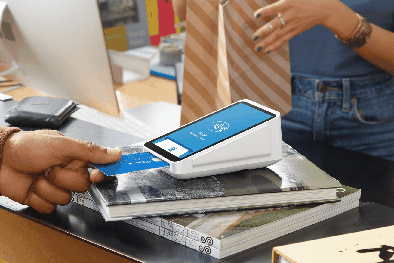 square launches terminal an all in one device for card and mobile payments