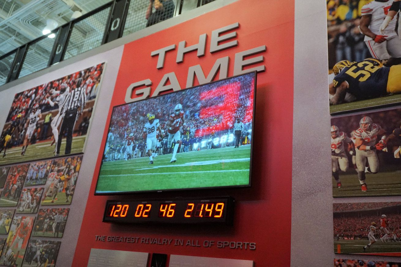 Ohio State shows off fancy additions to Woody Hayes Athletic Center