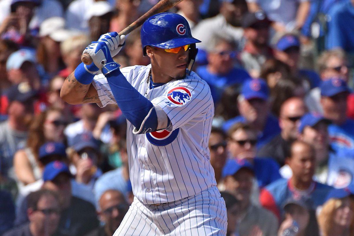 Cubs Trade Rumors: Rays Targeting Javier Baez - Bleed ...