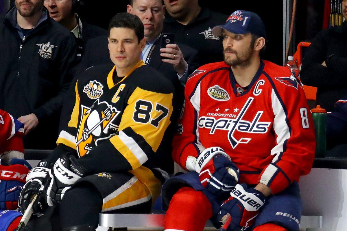 Gatorade NHL Skills Challenge Relay
