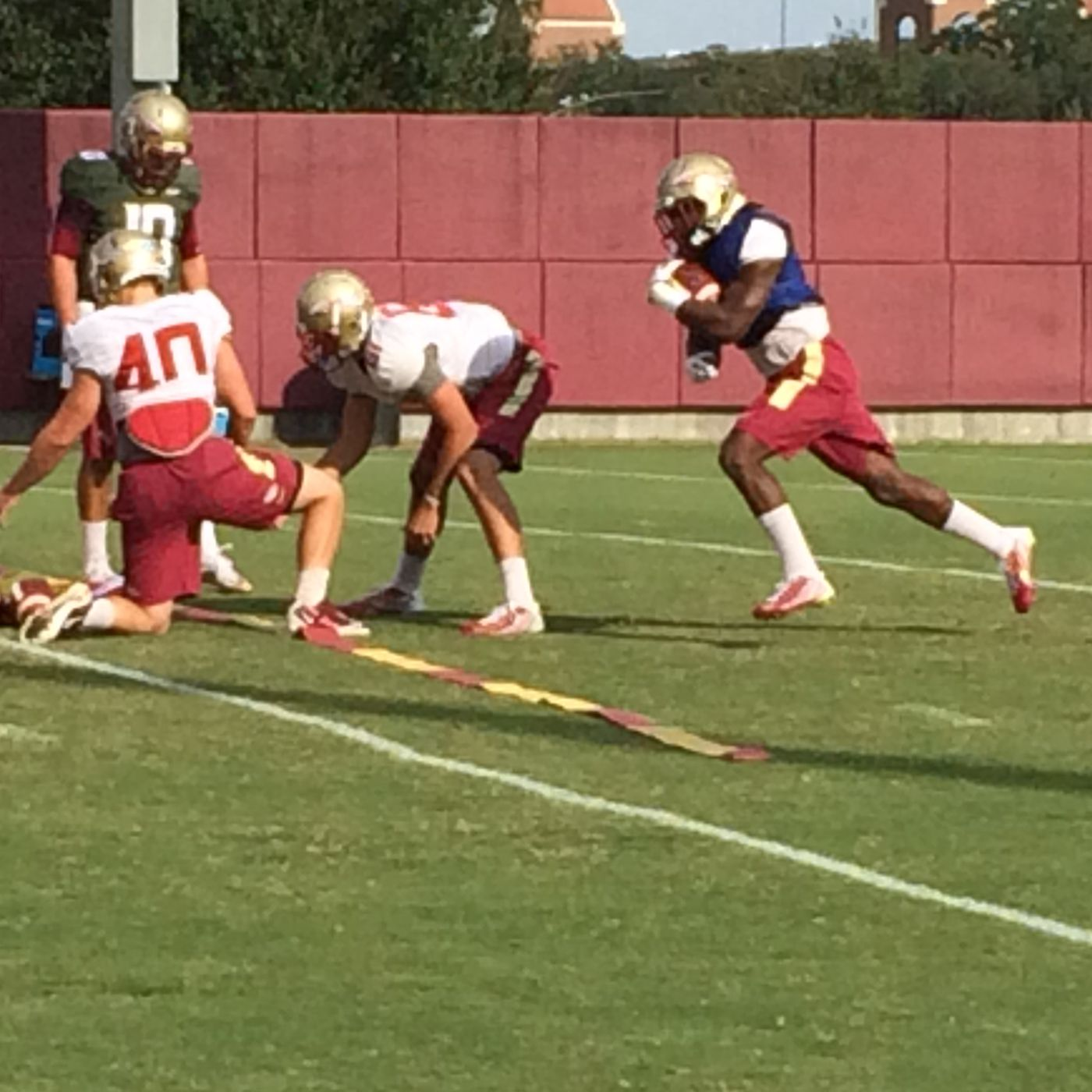 competitive price 81abf 80323 FSU practice report: Cook in non-contact jersey - Tomahawk ...