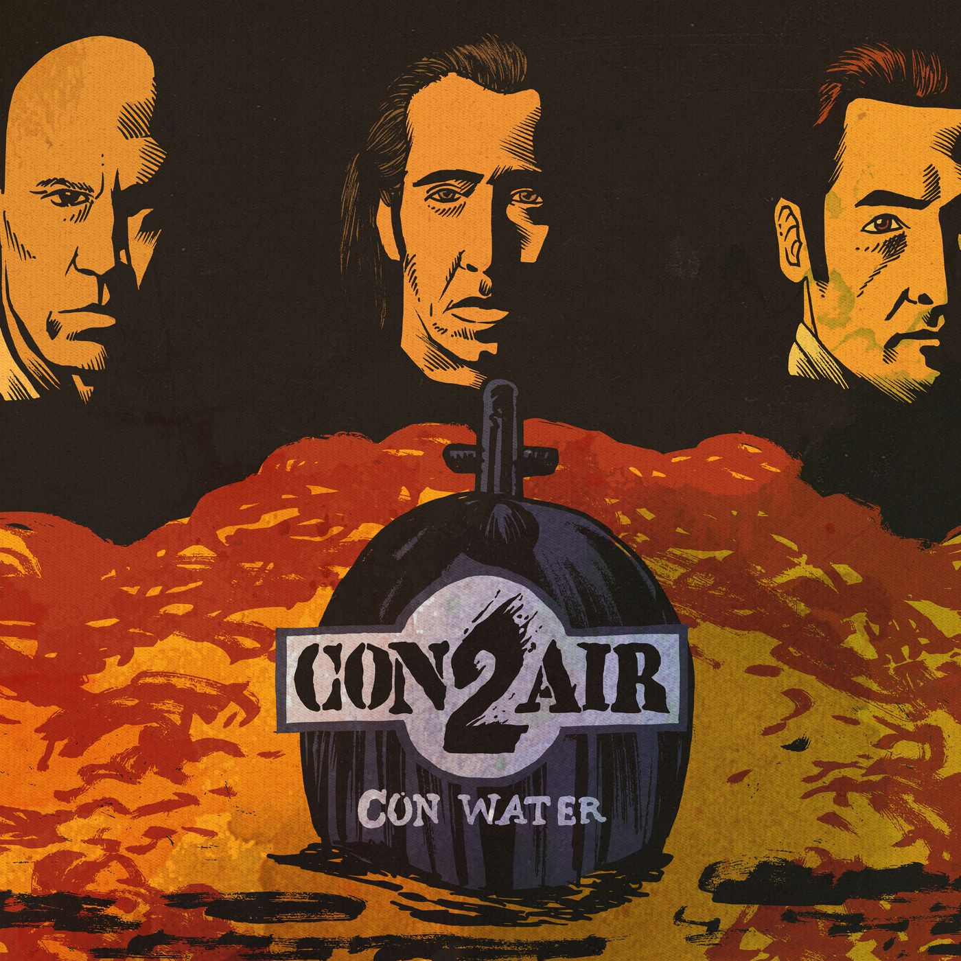 Let S Give Con Air The Sequel S It Deserves The Ringer