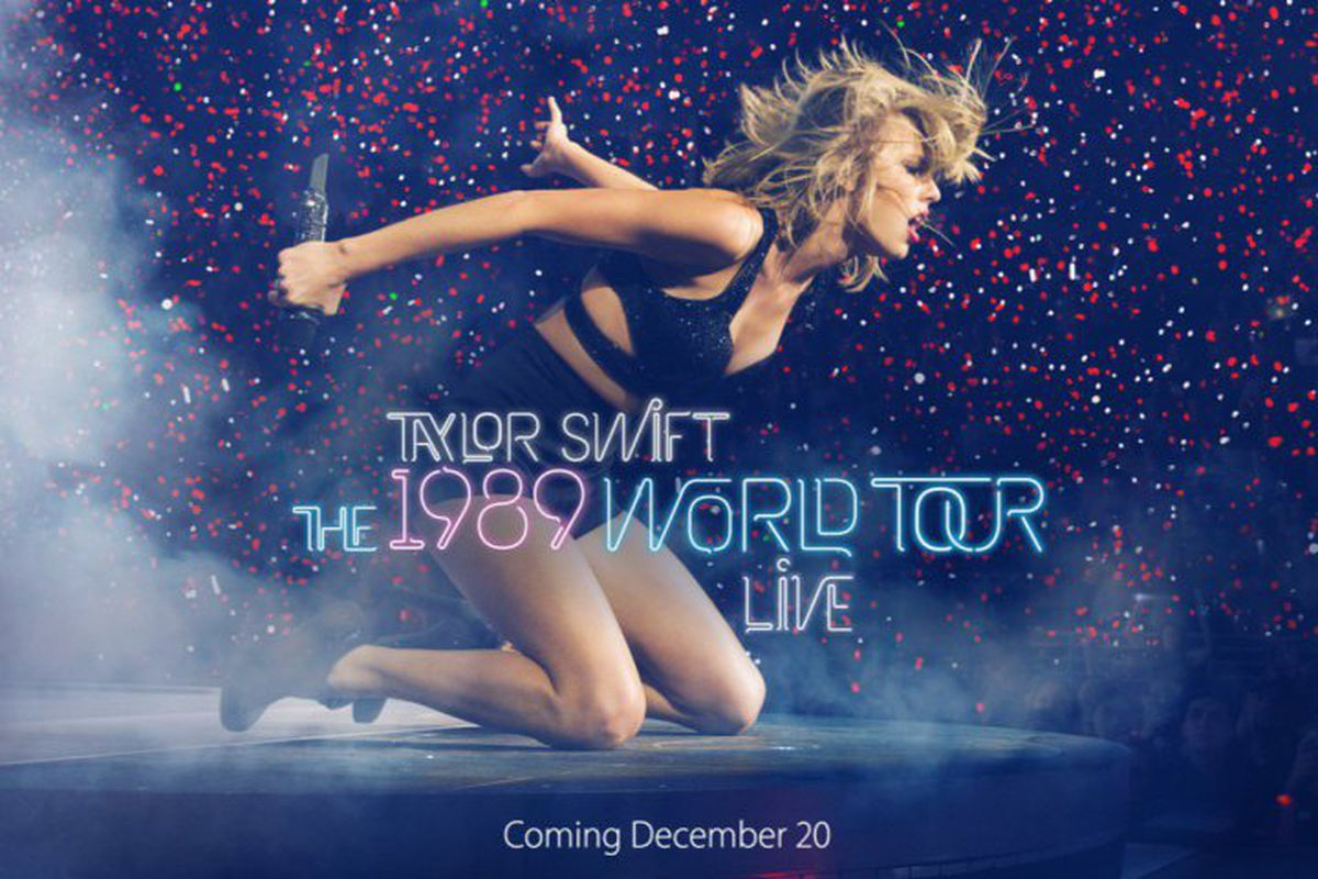taylor swift 39 s 1989 world tour documentary is now. Black Bedroom Furniture Sets. Home Design Ideas