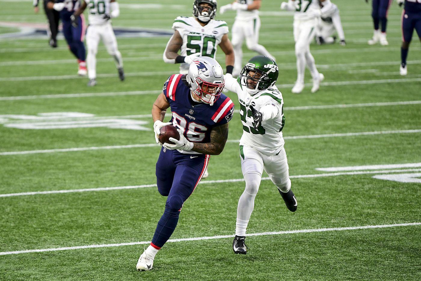 Final Score: Patriots 28, Jets 14 - Gang Green Nation