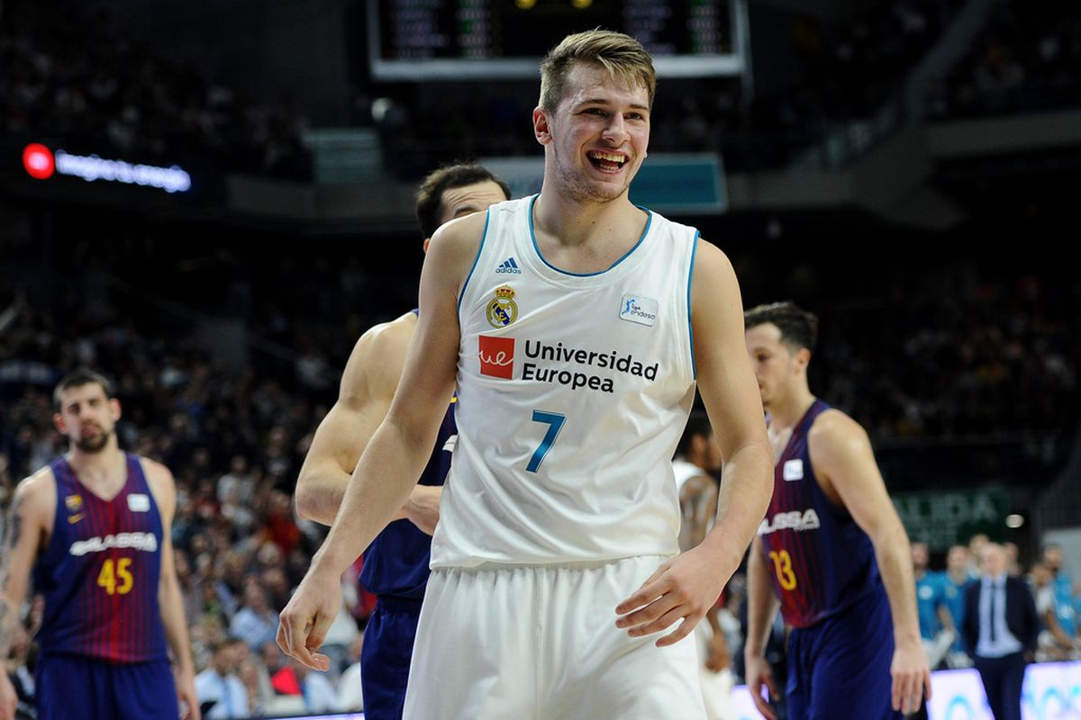 78ef715f3172 NBA mock draft 2018  Luka Doncic is No. 1