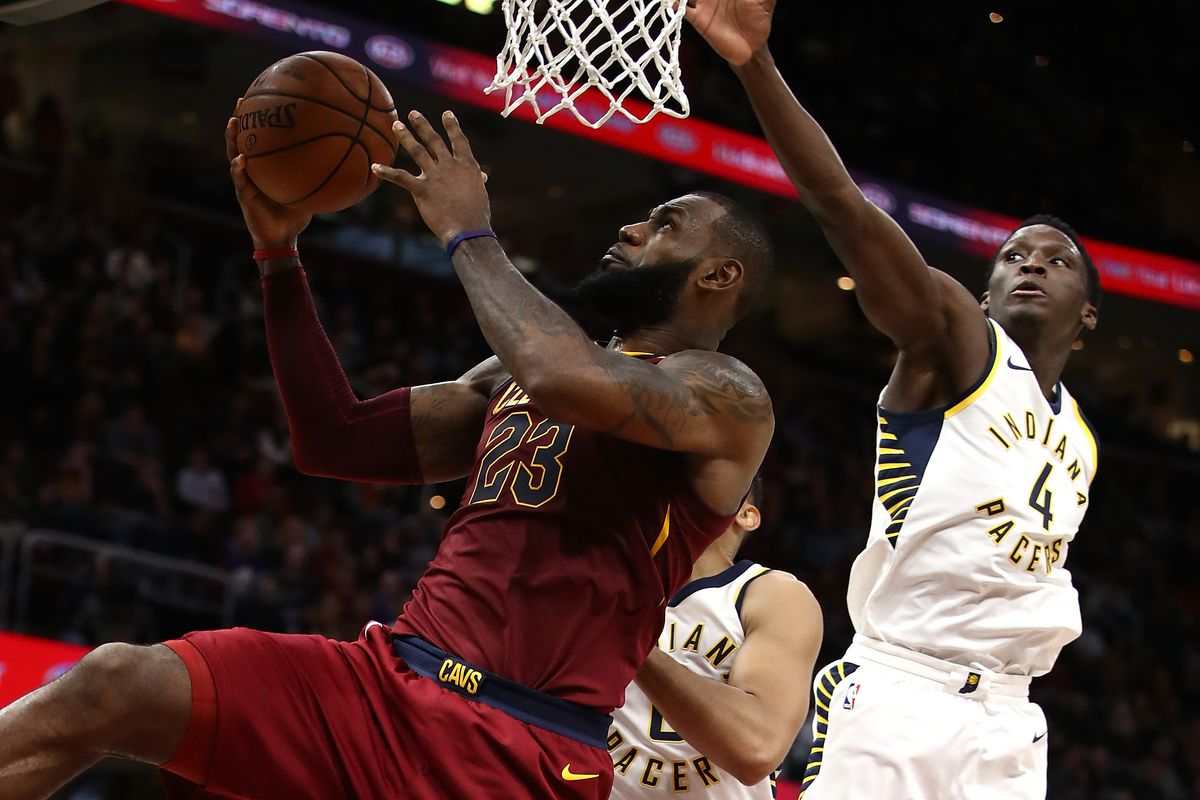 Indiana Pacers vs. Cleveland Cavaliers