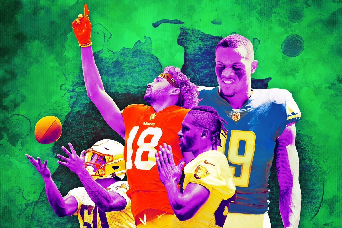 e857c88a7 Making Sense of the NFL's Five Most Unsettled Skill-Position Groups ...