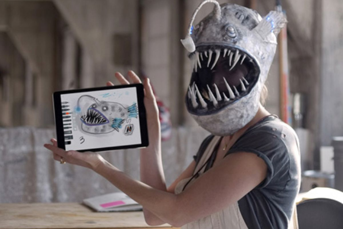 Watch Apple's New iPad Air 2 Ad (Video)