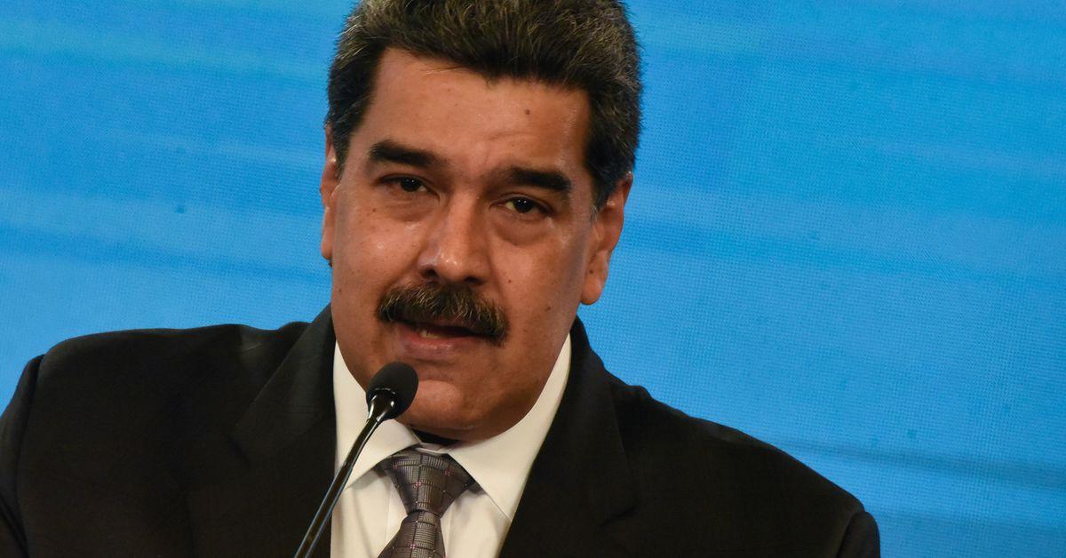 Facebook temporarily freezes Venezuela president's page for spreading coronavirus misinformation