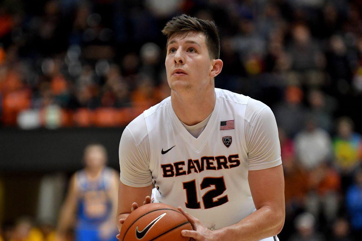 NCAA Basketball: UCLA at Oregon State
