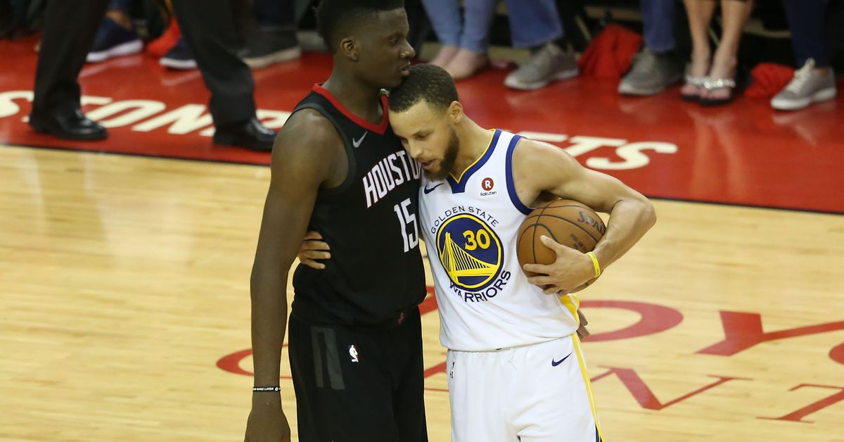 Game thread: Rockets vs. Warriors - The Dream Shake