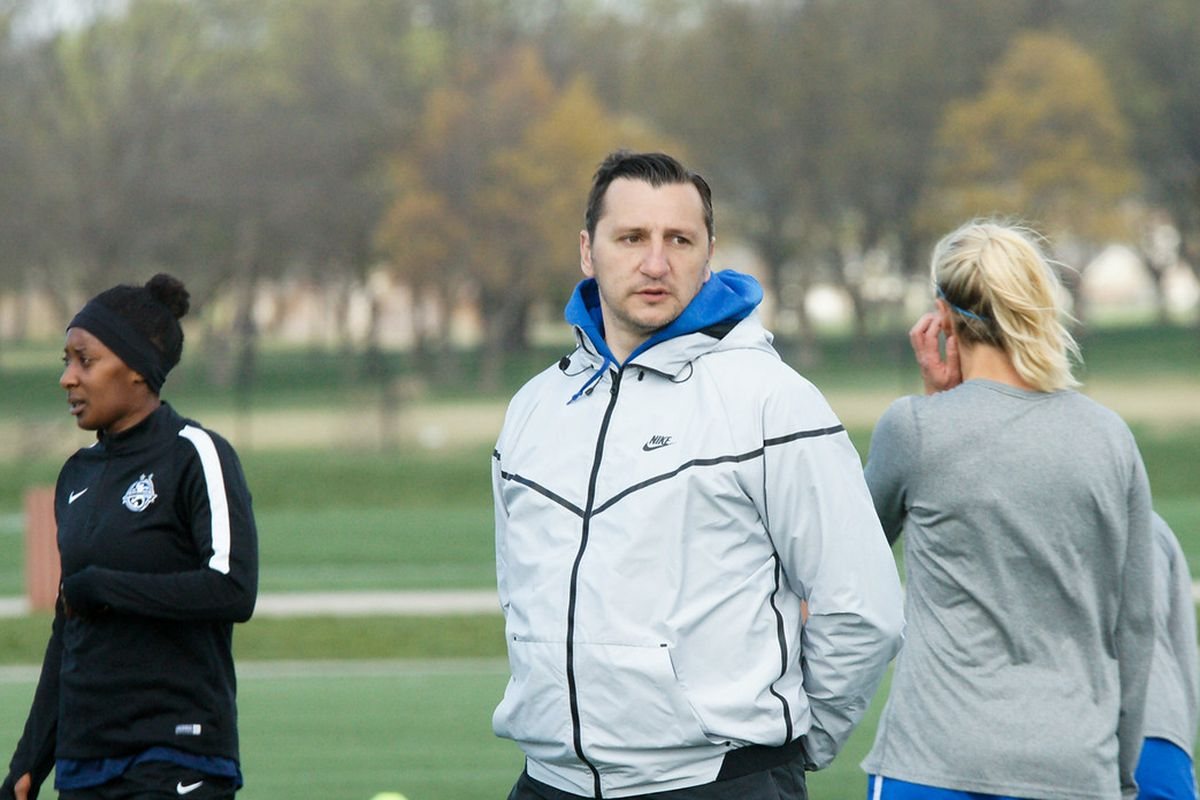 Coach Andonovski has had to deal with a large turnover of the roster