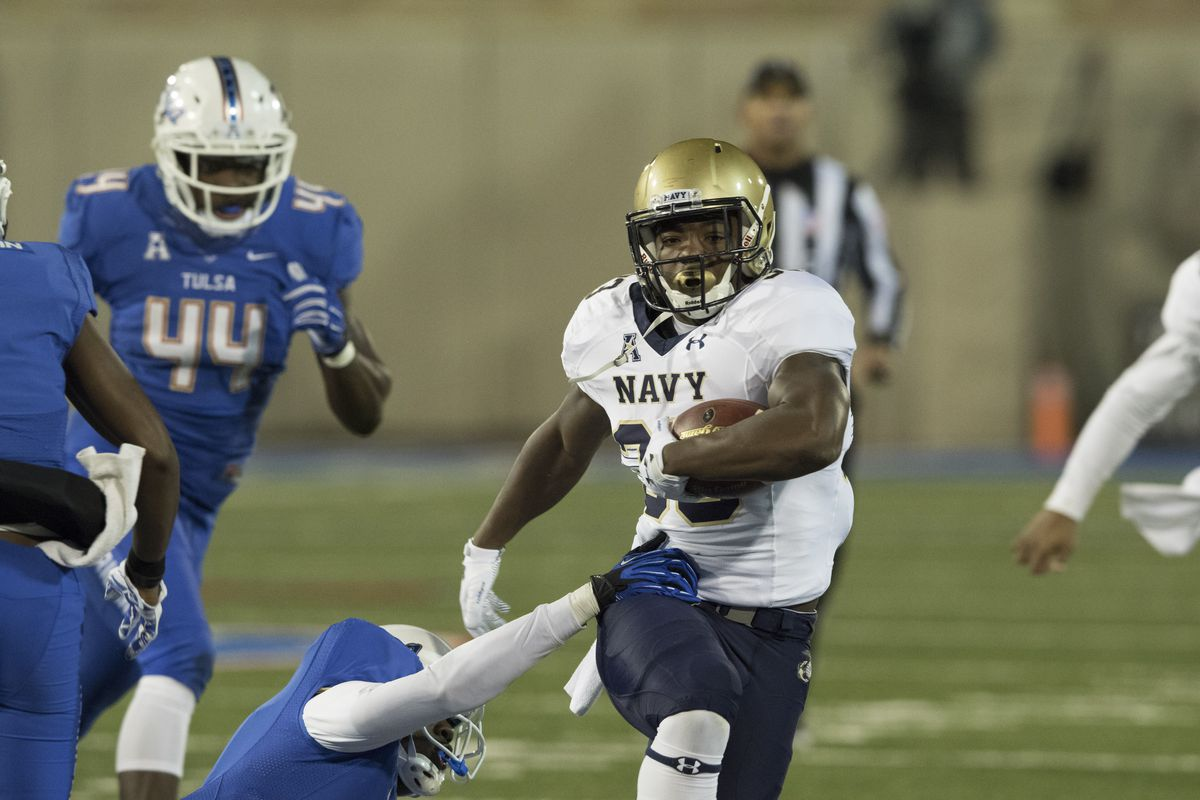 Navy has a New Year's Eve bowl game within their grasp if they can get past Houston this Thanksgiving weekend