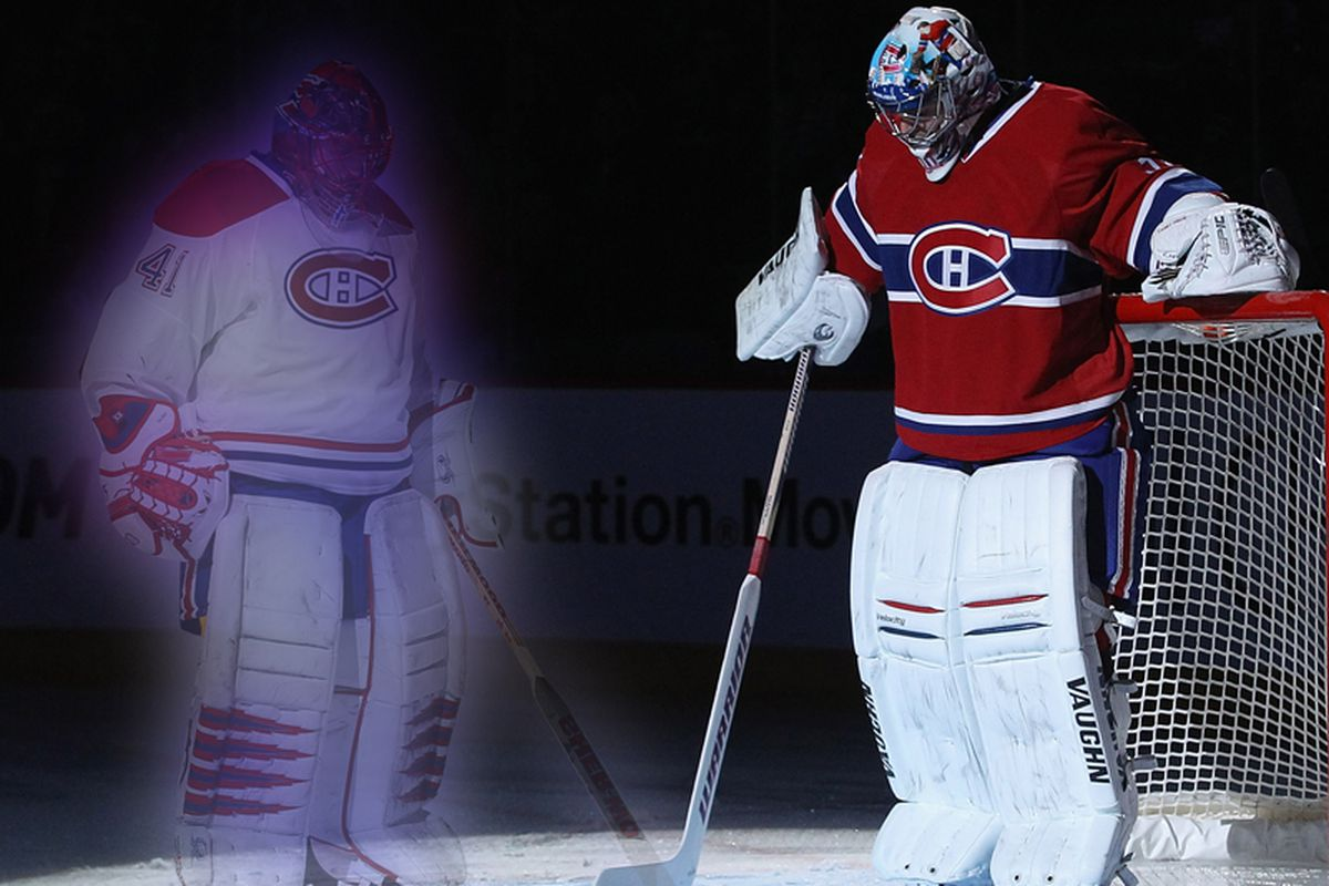 Will Price have to deal with the ghost of Halak?