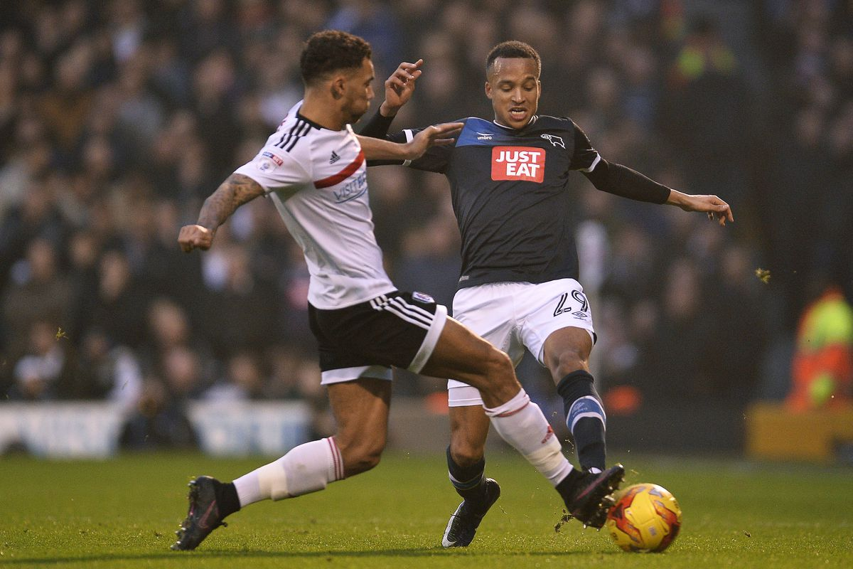 Fulham and Derby Clash