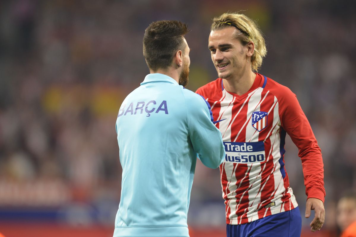 Biarkan Griezmann Pergi Ke Barcelona