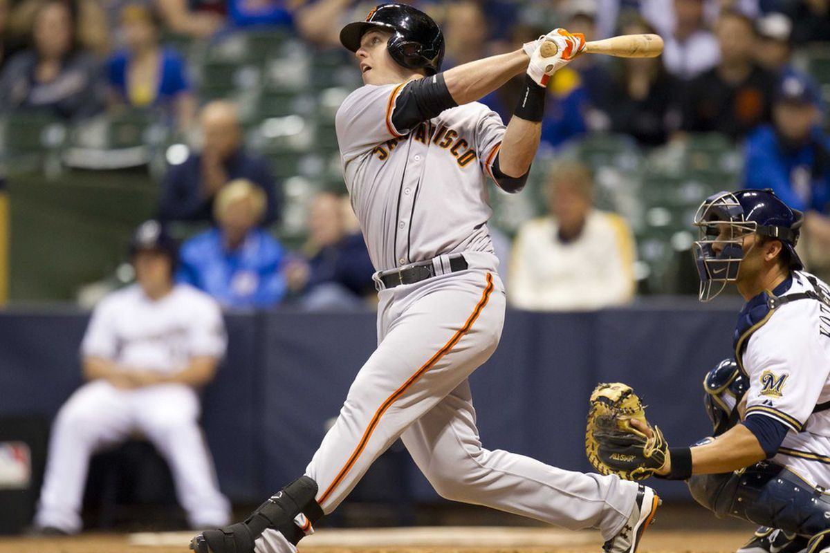 Buster Posey is poised to repeat his MVP season.