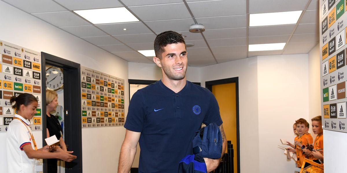 Pulisic not feeling the pressure of expectations, looking to take all three points from Liverpool