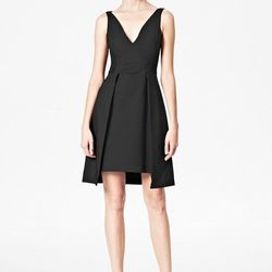 """<a href=""""http://usa.frenchconnection.com/product/woman+Collections+sale/71ANH/Gorgeous+Grace+Dress.htm"""">Gorgeous Grace Dress</a>, $84.99 (was $198)"""