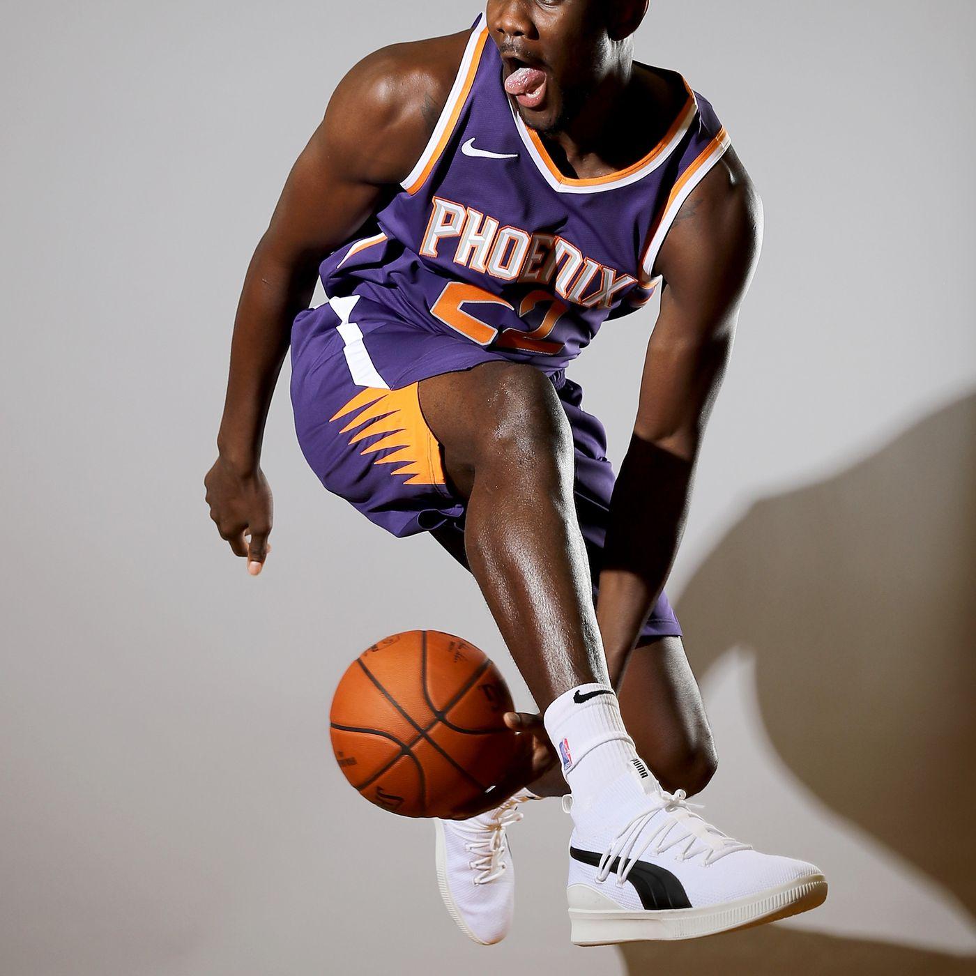 NBA Apparel  Puma re-enters the basketball world - Peachtree Hoops e3e298618