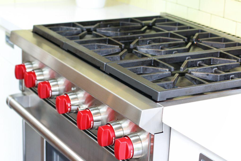 Michael schwartz reveals his stunning home kitchen eater - Commercial grade kitchen appliances ...