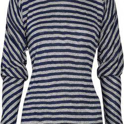 Striped long-sleeve jersey T-shirt$105.0065% OFF$36.75