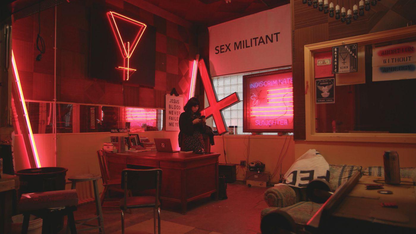 Hail Satan? puts the fun in Satanic fundamentalism - The Verge