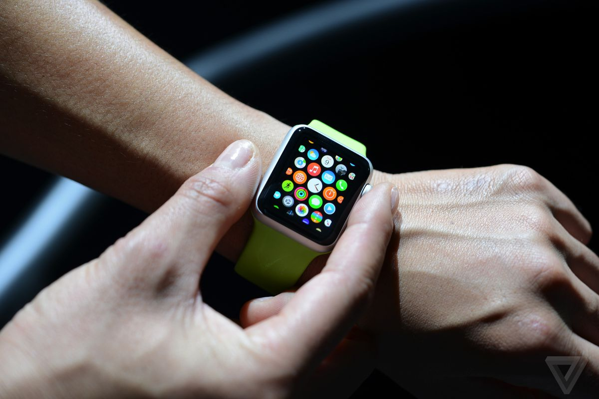 apple watch gets a theater mode in latest software update - the verge