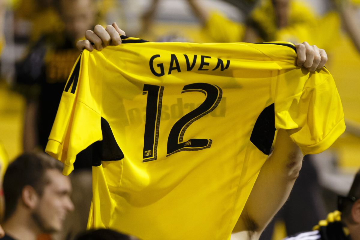 Resignation has set in with the season-ending injury to Eddie Gaven.