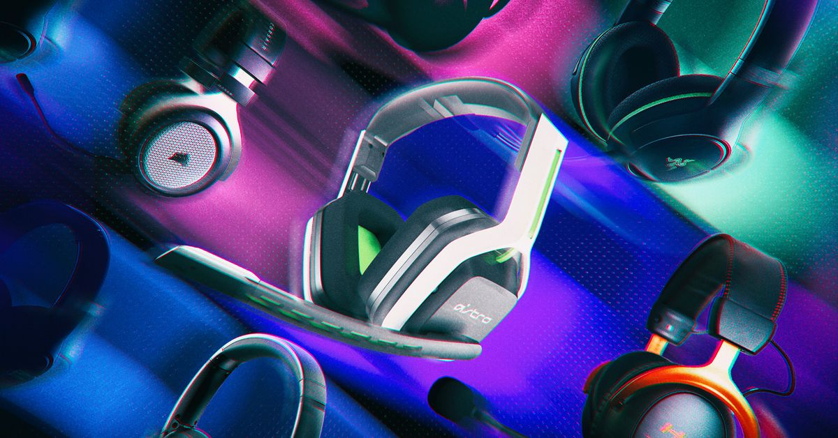 The best wired or wireless gaming headsets to buy thumbnail