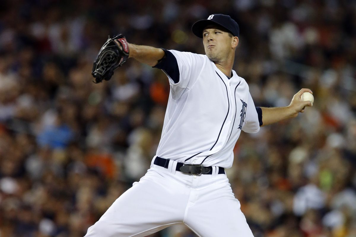 Drew Smyly has been the most effective Tiger reliever