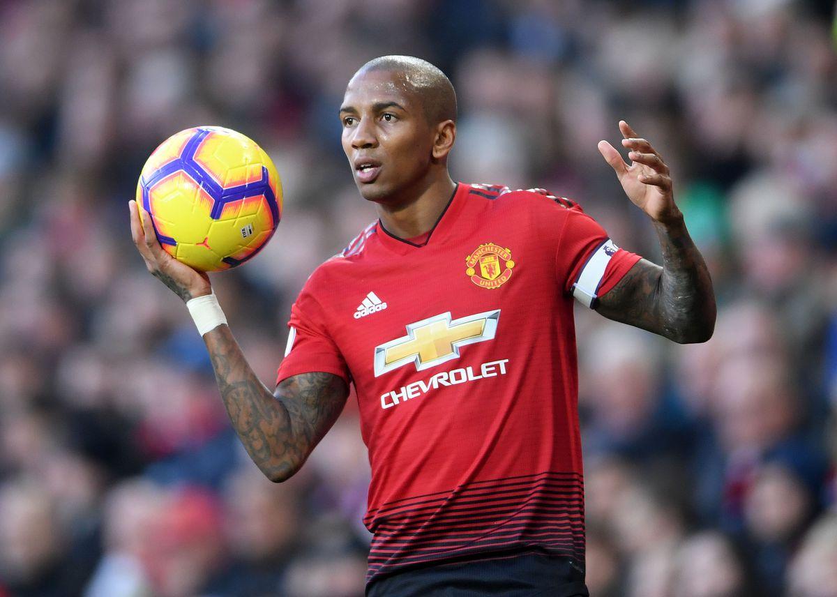 Ashley Young - Manchester United - Premier League