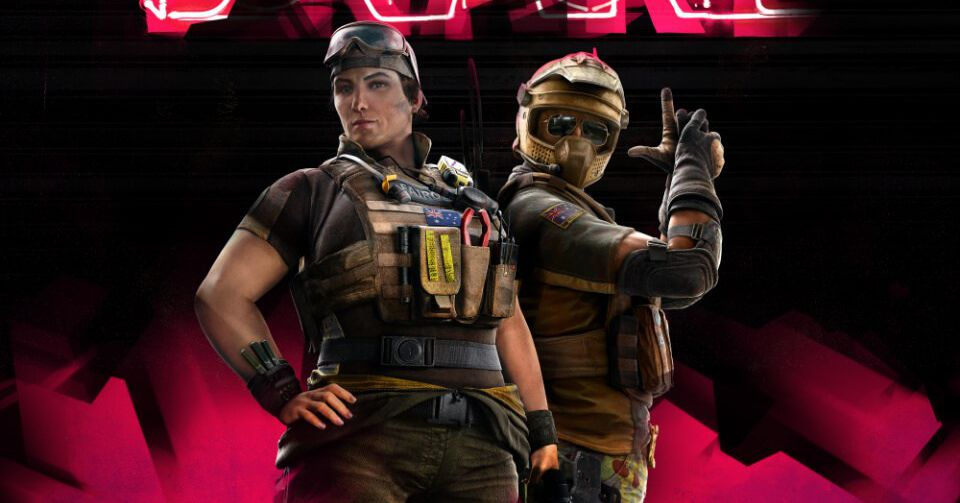 New Operators Added To Rainbow Six Siege With Operation
