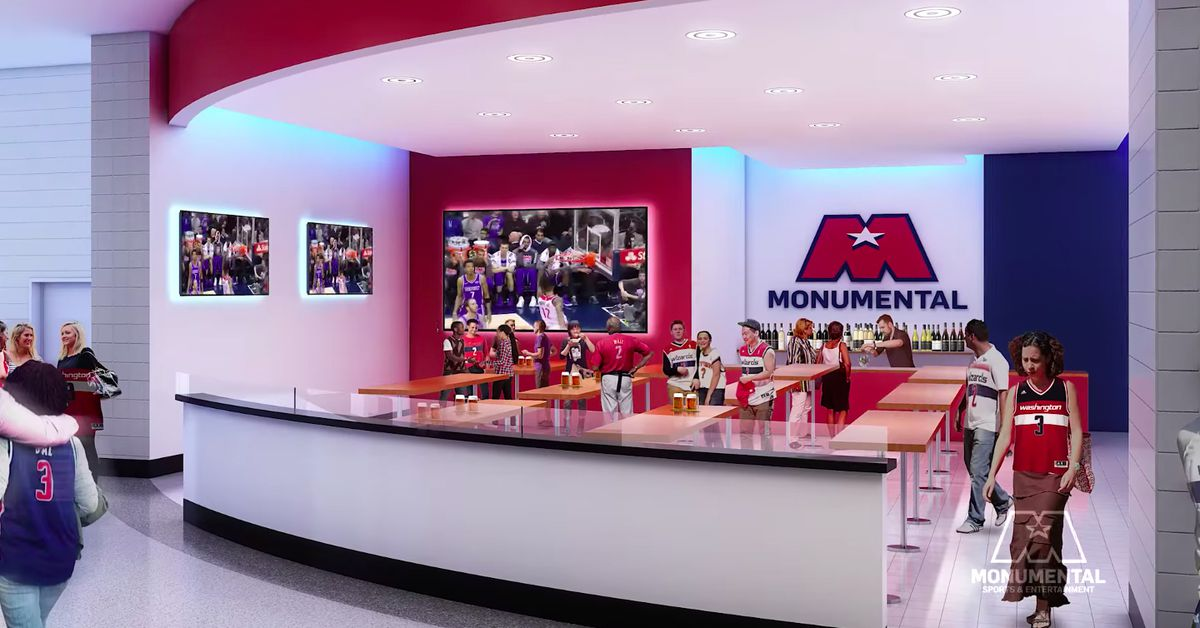 Capital One Arena Unveils New Renderings For Planned 40m