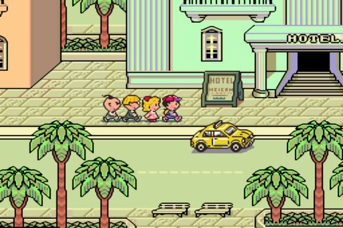 Cult classic 'Earthbound' launches today on Wii U - The Verge