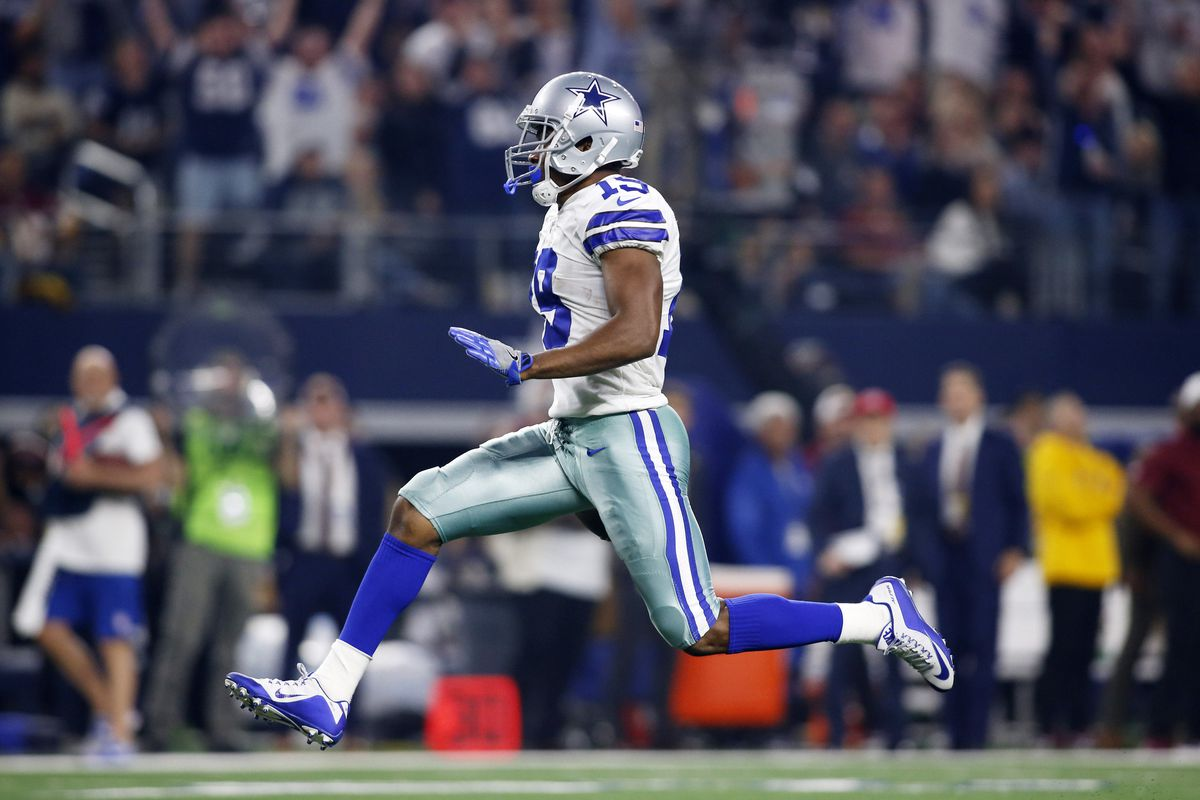 cheap for discount f3da5 3921f Amari Cooper has transformed the Cowboys offense - just ...