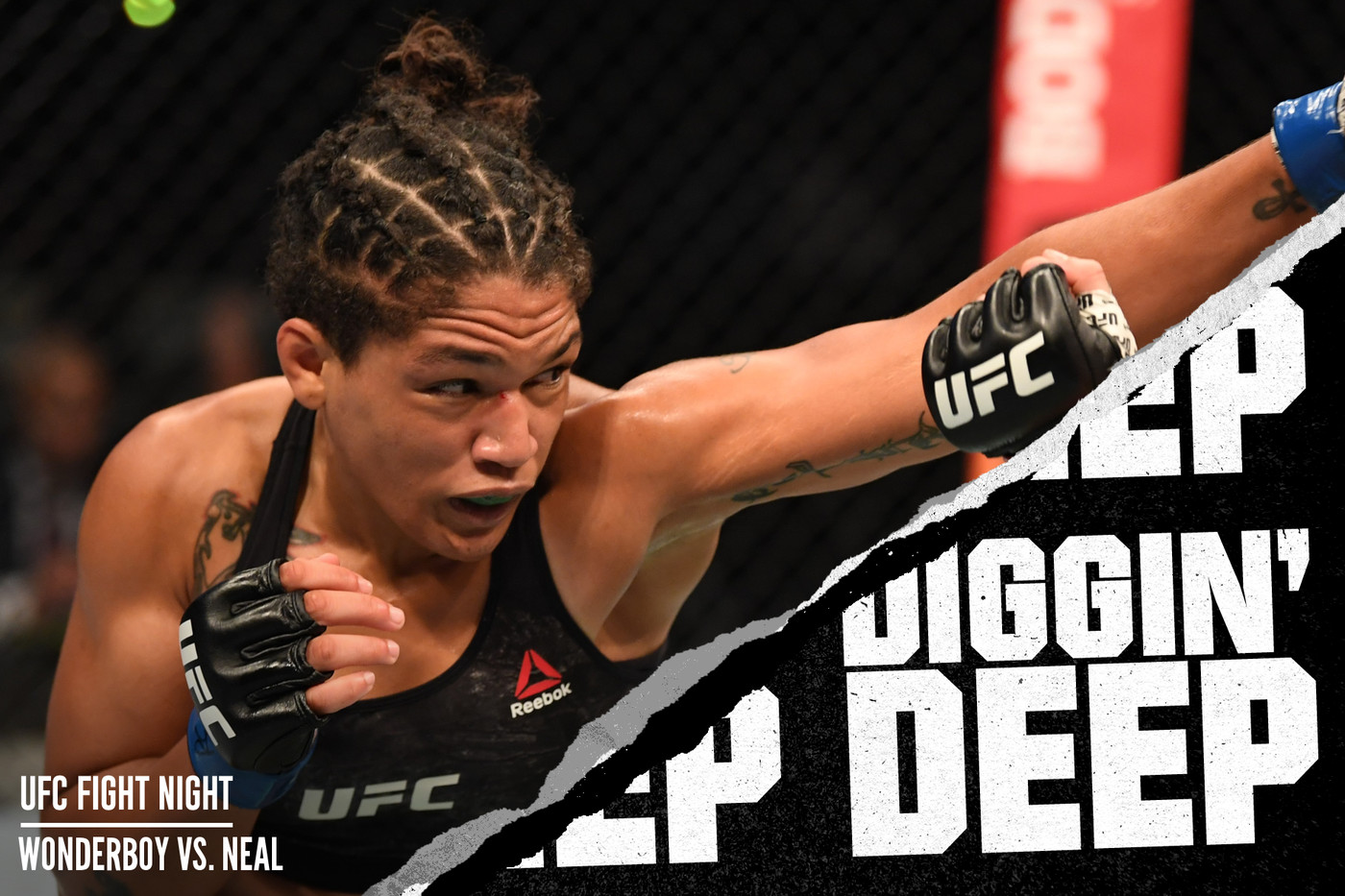 Diggin Deep On Ufc Vegas 17 Thompson Vs Neal Prelims Preview Bloody Elbow