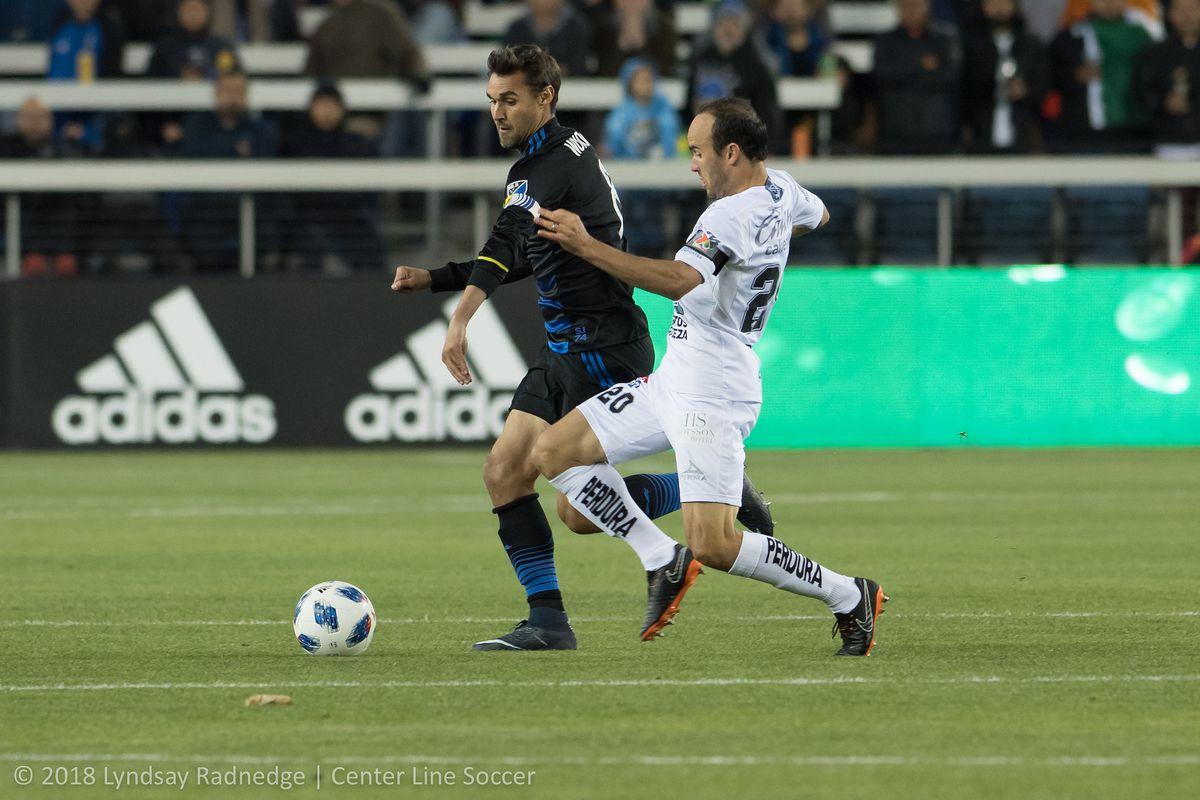 Landon Donovan goal on return to San Jose gives Club Leon 1-0 win over  Earthquakes - Center Line Soccer