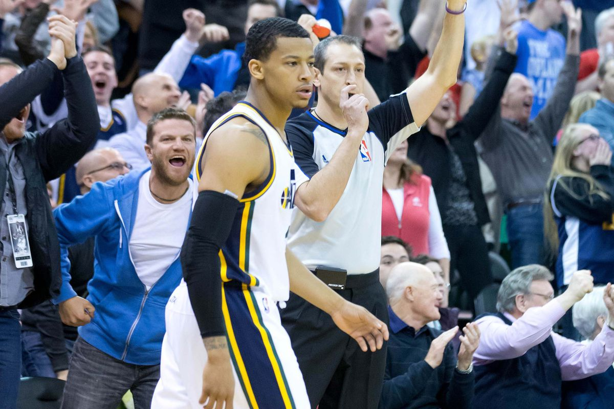 Kevin Pelton thinks Trey Burke is going to take a big step next year.